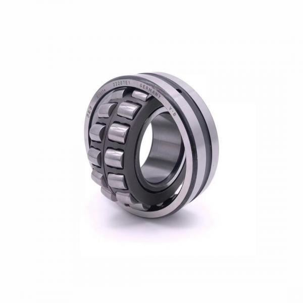 6207 Rubber Seal Deep Groove Ball Bearing